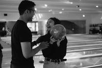Febby Rastanty adalah sosok tomboy 'Fahri' di film yang diperankan Umay dan Jessica juga. Kalau Febby senang main bowling. (Foto: Instagram/febbyrastanty)