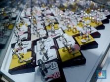 Melihat Pusat Perdagangan Emas di Cikini