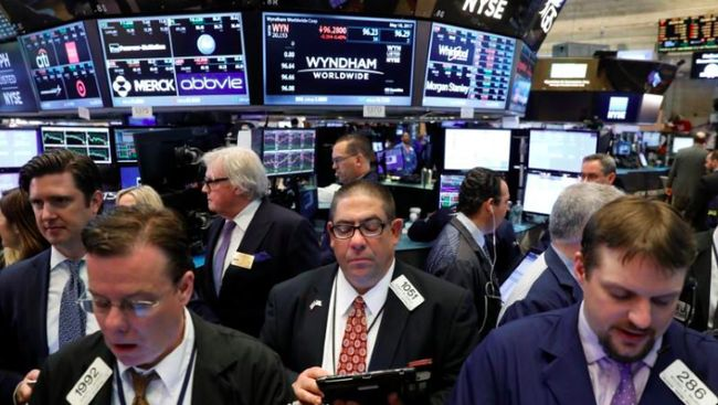 Pertemuan AS-China Pusat Perhatian, Wall Street akan Menguat