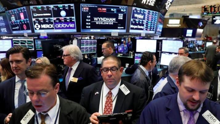 Februari 2018, Investor Tarik Dana Rp 565,82 T dari Bursa AS