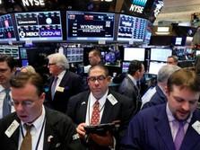Wall Street Dibuka Masih Merah, Pasar AS Rugi Besar