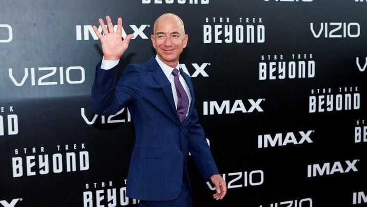 HP Jeff Bezos Dihack, WhatsApp Ngaku Tak Salah Tapi iPhone