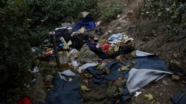 Kecelakaan Mobil Penyelundup Imigran, 11 Orang Tewas