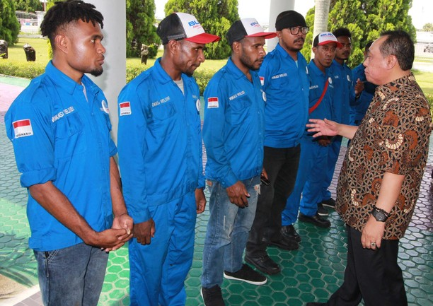BTN Dukung Pendidikan Anak Papua