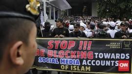 Massa Aksi 121 Ancam Kembali Jika Facebook Tak Acuh Tuntutan