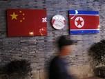 Perdagangan China dengan Korea Utara Turun Tajam di 2017