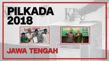 Debat Pilgub Jateng, 2 Kandidat Bakal Beradu Visi Sosial