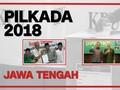VIDEO: Dua Calon Pasangan Gubernur Jateng