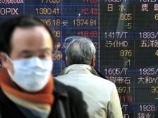 Bursa Saham Jepang Turun 0,87%, Investor Ambil Untung