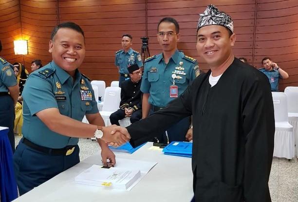 TNI AL Dukung Percepatan Pertumbuhan Ekonomi