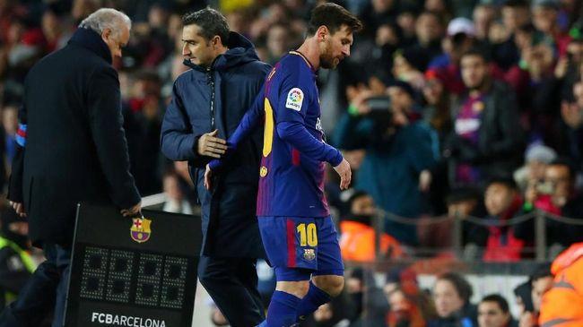 Valverde: Messi Masih Punya Banyak Tenaga untuk Piala Dunia
