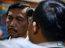Kapal China 'Jajah' Natuna, Luhut: Coast Guard RI Terbatas
