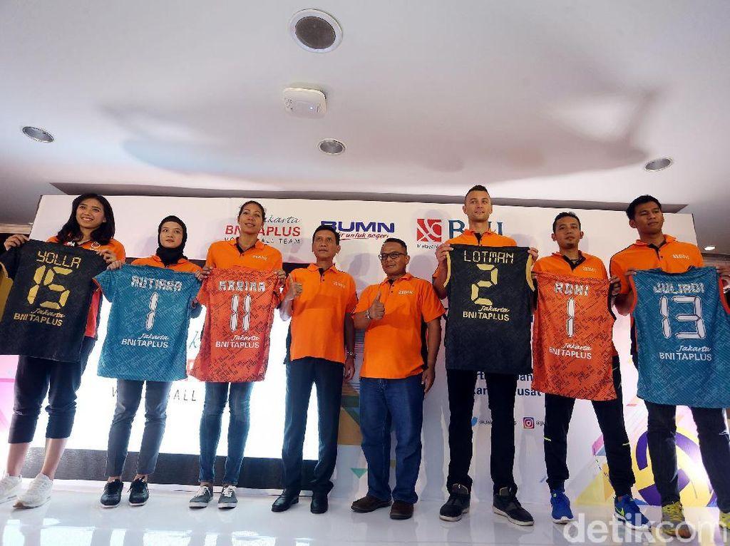 Kedua tim telah melakukan persiapan di Padepokan Voli Sentul, Jawa Barat, sejak 17 November 2017. Proliga akan lebih dahulu berkunjung ke Yogyakarta pada 19-21 Januari di GOR UNY. Harry berpesan agar BNI tidak kalah dari Samator.