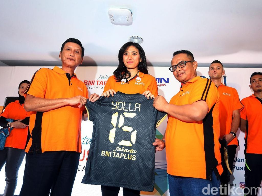 Mengusung nama tim kebanggaan Jakarta BNI Taplus siap mewarnai kancah perhelatan Bola Voli bergengsi di tanah air. Tahun ini BNI akan menjadi tuan rumah di Pulau Dewata Bali pada kompetisi tersebut.