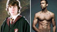 Dalam seri film Harry Potter, Neville Longbottom yang diperankan Matthew adalah sosok anak gemuk yang culun dan kikuk. (Foto: Instagram)