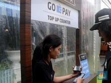 Gojek Hentikan Ujicoba Layanan QR untuk Go-Pay