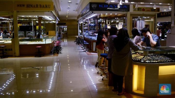 Walah! Harga Naik, Emas Perhiasan di DKI Makin Mahal
