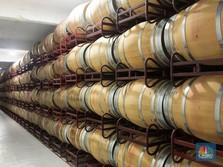 Produksi Anggur Merosot, Harga Wine Global Naik Tinggi