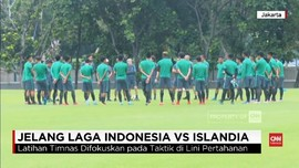 VIDEO: Timnas Indonesia Fokus Perkuat Pertahanan
