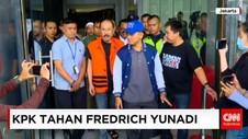Fredrich Yunadi Resmi Jadi Tahanan KPK