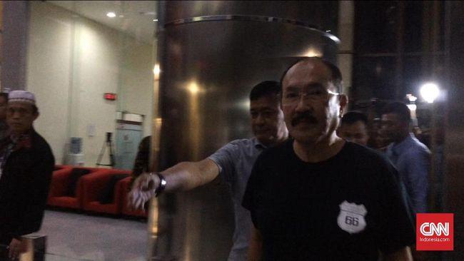 Fredrich Yunadi Masih Diperiksa KPK 8 Jam usai Ditangkap
