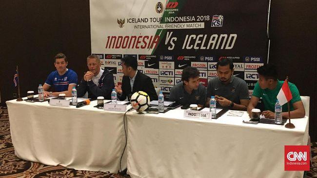 Milla Ingin Timnas Indonesia Selevel dengan Timnas Islandia