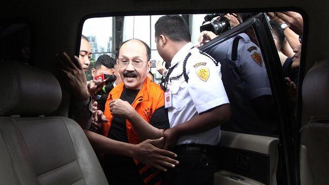 KPK Respons Tudingan Fredrich Yunadi soal Serang Advokat