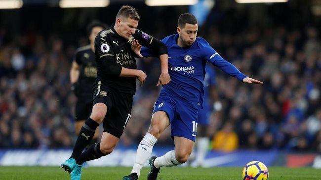 Chelsea Ditahan Leicester City di Stamford Bridge