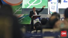 Edy Rahmayadi Resmi Mundur dari Ketua Umum PSSI