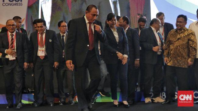 Kongres PSSI Diklaim Tak Kalah dari FIFA
