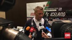 Pelatih Timnas Islandia Masih Praktik Dokter Gigi