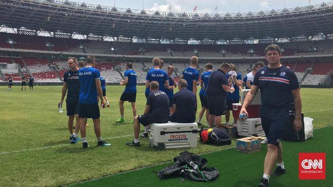 Timnas Islandia Fokus Serangan Jelang hadapi Timnas Indonesia