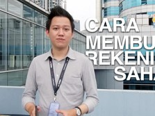 VIDEO : Tips Membuka Rekening Saham