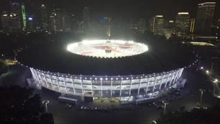 GBK Siap Gelar Konser K-Pop 30-31 Mei 2020