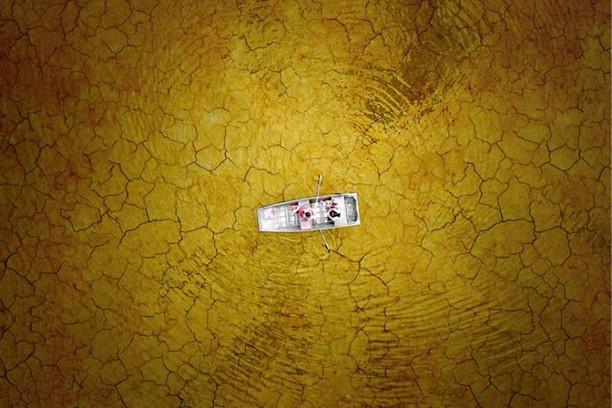 Deretan Foto Drone Terbaik di Tahun 2017