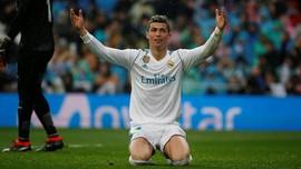 Real Madrid vs La Coruna, Peluang Ronaldo Cetak Gol