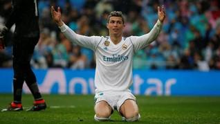 Mantan Striker Madrid: Ronaldo Tak Bahagia di La Liga