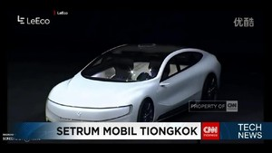 VIDEO: Mobil Listrik China Siap Bersaing dengan Tesla