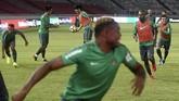 Total ada tujuh pemain senior yang dipanggil pelatih Luis Milla saat Timnas Indonesia menghadapi Islandia, termasuk Boaz Solossa dan Victor Igbonefo. (ANTARA FOTO/Sigid Kurniawan)