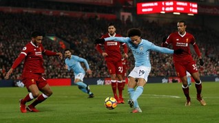 Liverpool vs Man City di Liga Champions, Jaminan Pesta Gol