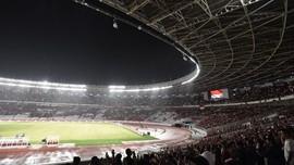 Sandy Walsh Terpesona Wajah Baru Stadion GBK