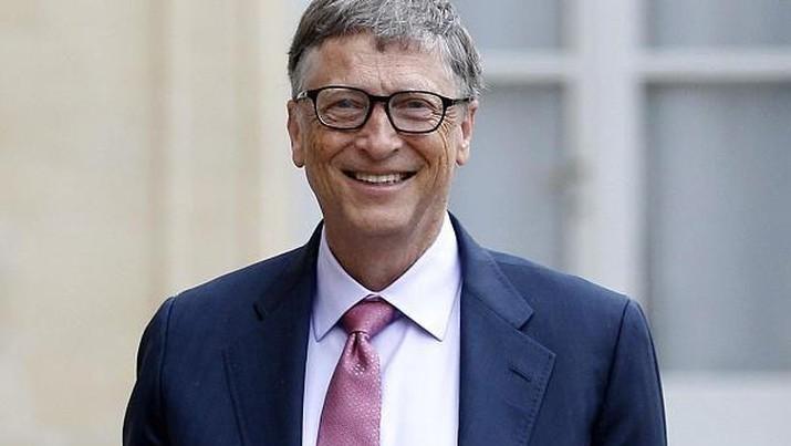 Bila Jadi Presiden AS, Begini Cara Bill Gates Matikan Corona