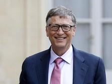 Corona, Bill Gates Pilih Social Distancing dari Lockdown?