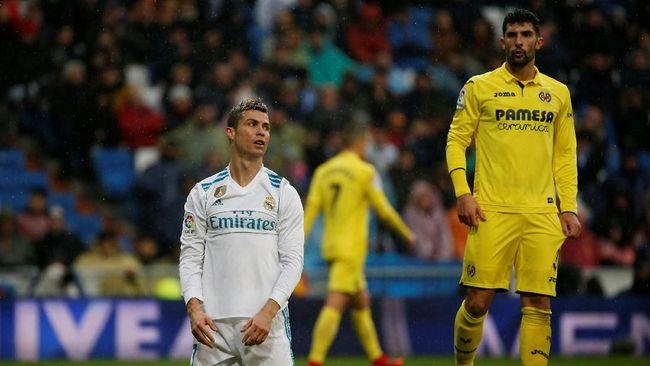 Kalah dari Villarreal, Pemain Real Madrid Bingung