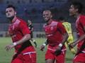Persija Ungguli Mitra Kukar 2-0 di Babak Pertama Berkat Simic