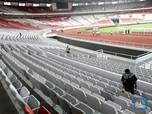 Tuan Rumah Piala Dunia, RI Kebut Renovasi Stadion Rp 400 M