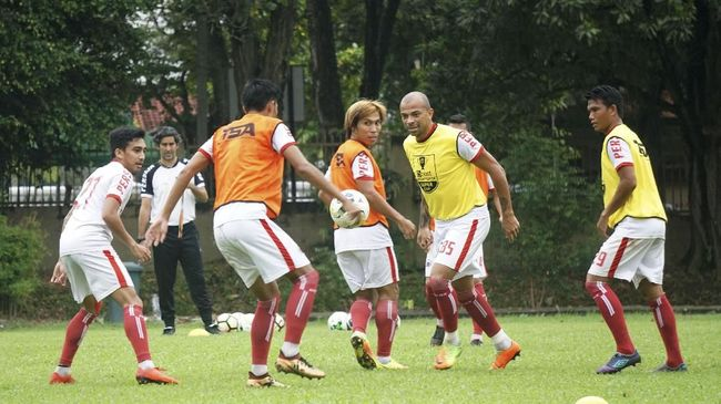 Persija Percaya Diri Hadapi Borneo FC di Piala Presiden