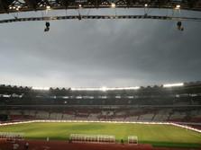 Jokowi Resmikan Stadion GBK