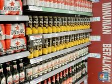 Pengusaha Sebut Industri Alkohol Memang Tengah Lesu
