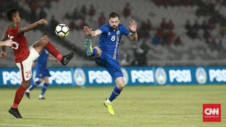 Tersingkir di Timnas, Osvaldo Jadi Pemain Muda Terbaik Liga 1
